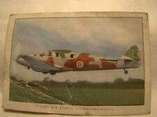 Wings Cigarette Card Series B Number Thirty One (B)  de Havilland Don RAF 31