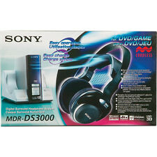 Sony MDR-DS3000 Wireless 3D, DTS, THX, Dolby Surround Headband Headphones