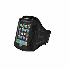 iPod Touch 4 Strong ArmBand Case Black For SPORTS GYM BIKE CYCLE JOGGING RUNNING
