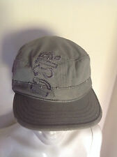 BRENTON  GREY BASEBALL CAP   (FACTORY SAMPLE)    BNWT