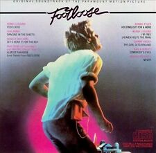 FOOTLOOSE soundtrack cd 1984 JAPAN-US.1ST PRESS CBS/SONY(first.csr)35DP-129 code