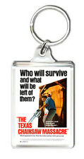 THE TEXAS CHAINSAW MASSACRE KEYRING LLAVERO LA MATANZA DE TEXAS