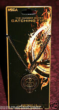 DISTRICT 12 FRIENDSHIP NECKLACES The Hunger Games: Catching Fire 2 PACK 1 PRICE!