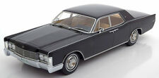 1968 Lincoln Continental Saloon Black by BoS Models LE of 1000 1/18 Scale New!