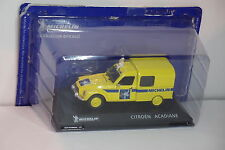 ALTAYA MICHELIN CITROEN ACADIANE 1/43