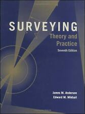 Free Ship -Surveying: Theory and Practice by James M. Anderson 7ed INTL ED