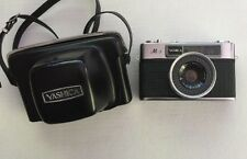 YASHICA M-3 35mm Rangefinder Camera w/ Original Case   NEAR MINT CONDITION  RARE