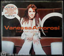 VANESSA AMOROSI - EVERY TIME I CLOSE MY EYES 2001 CDS