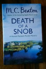 Death of a Snob by M. C. Beaton (Paperback, 2013) New Book