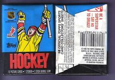 1988 - 89 Topps Hockey Wax Pack Fresh from Box!