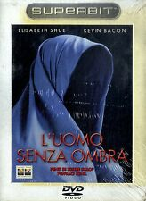 L'UOMO SENZA OMBRA DVD FILM Superbit Digipack SEALED Box Non perfetto