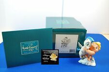 "Disney WDCC ""To Hercules with Love"" Baby Hercules and Pegasus w/LE Event Pin"