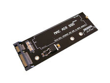 Adaptateur SATA SSD Macbook Air A1369 A1370 1375 A1377 MC505 MC506 12+6 broches