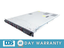 HP ProLiant DL360 G6 1U 8-Port SFF 2x QC X5570 2.93GHz 8x146GB 10K SAS 48GB