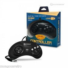 "NEW PC/Mac SEGA Genesis ""GN6"" USB Controller [Hyperkin] 6 Button"