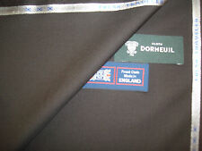 "DORMEUIL ""FRESH TRAVELER"" SUPERFINE WOOL SUITING FABRIC 3.4 m.- MADE IN ENGLAND"