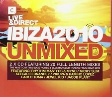 LIVE & DIRECT =Ibiza 2010=UNMIXED= Freakazoid/Kid/Mendo...=2CD= groovesDELUXE!