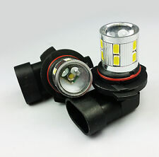 HB4 9006 12SMD + 5W CREE HIGH POWER LED FRONT FOG DRL CAR XENON WHITE BULB A