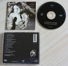 RARE CD ALBUM WESTERN SHADOWS CAROLE LAURE 14 TITRES 1989