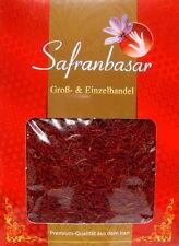 Safranfäden 3 g Pushalqualität Saffron Zafferano azafran Safranbasar Ernte 2015