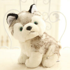 New Plush Stuffed Husky Dog Toy Doll Birthday Girlfriend Baby Kids Child Gifts