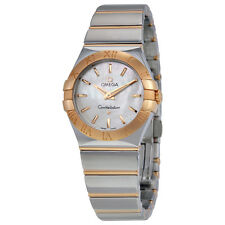 Omega Constellation Mother of Pearl Dial Ladies Watch 123.20.27.60.05.003
