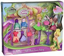 Disney Fairies Tink's Pixie Sweet Treats Bakery by Jakks Pacific