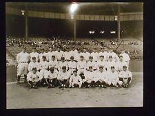"""1927 NEW YORK YANKEES """"MURDERER'S ROW"""" MLB 11 X 14 PHOTO"""