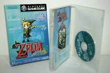 THE LEGEND OF ZELDA KAZE NO TAKUTO USATO OTTIMO GAMECUBE ED GIAPPONESE MC5 48323