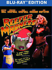 Reefer Madness: The Movie Musical (bd)  Blu-Ray NEW