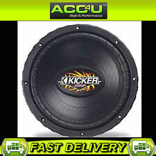"Kicker Audio Comp C12 03C124 12"" Car Bass Sub Subwoofer"