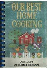 *MADISON CT 1993 COOK BOOK *OUR LADY OF MERCY CATHOLIC SCHOOL *CONNECTICUT LOCAL