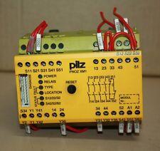 Pilz PNOZ  XM1 Safety Relay