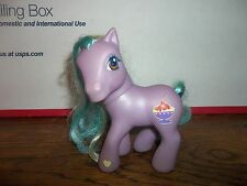 SUMMER 2004 MY LITTLE PONY PONIES PURPLE LICKETY SPLIT HORSE