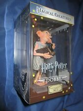 HARRY POTTER Magical Creatures #2 DOBBY Statue/Figure by Noble Collection MOVIE
