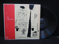 Tal Farlow - The Album on Verve Records UMV 2584 Mono - Japan Import