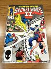 * SECRET WARS II Issue #4 in Nine Issue Limited Series (1985) * MARVEL COMICS *