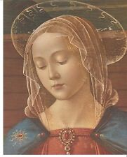 Catholic Print Picture Blessed Virgin Mary Ghirlandaio 20x25cm ready to frame