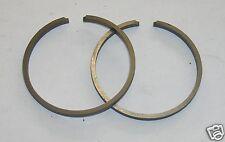 Coppia Anelli Anello Pistone 39,6 x 2,5 mm Fermo Laterale