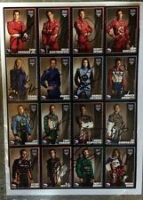 Indy 500 signed Card Sheet 2007 Indianapolis Autograph Danica,  Dan Wheldon Etc