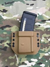 Coyote Tan Kydex Magpul Pmag .223 5.56  AR Magazine Carrier
