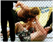 ANDREI ARLOVSKI Signed Autographed UFC MMA 8X10 PIC. F