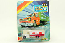 BUBY CAMION CHEVROLET 714 CITERNE ESSO AVEC SA BOITE COLLECTION BUBY 88 MINI