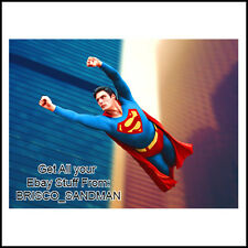 Fridge Fun Refrigerator Magnet SUPERMAN CHRISTOPHER REEVE Movie Photo V: F 70s