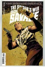 DOC SAVAGE: THE SPIDER'S WEB #1 - WILFREDO TORRES COVER - DYNAMITE - 2015