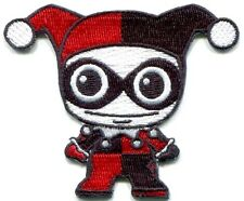 HARLEY QUINN baby EMBROIDERED IRON ON PATCH dc comics batman joker sew applique