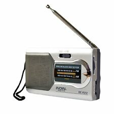 MINI AM FM PORTABLE POCKET RADIO PERSONAL SPORTS TRANSISTOR