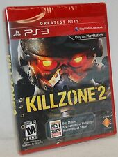 NEW Sony PS3 Killzone 2 Greatest Hits Edition Video Game - First Person Shooter