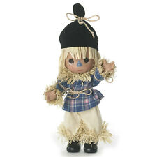 Precious Moments Wizard of OZ Vinyl Scarecrow Clever As Can Dorothy Friends Doll