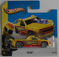 Hot Wheels - Fig Rig gelb/rot Neu/OVP